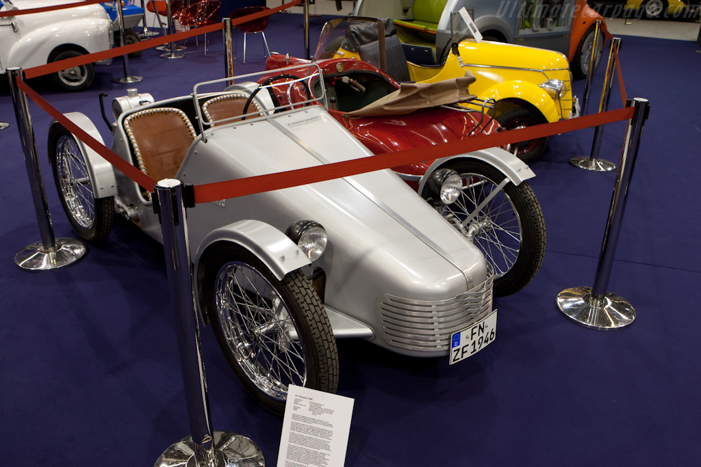 ZF Champion    - 2010 Retromobile