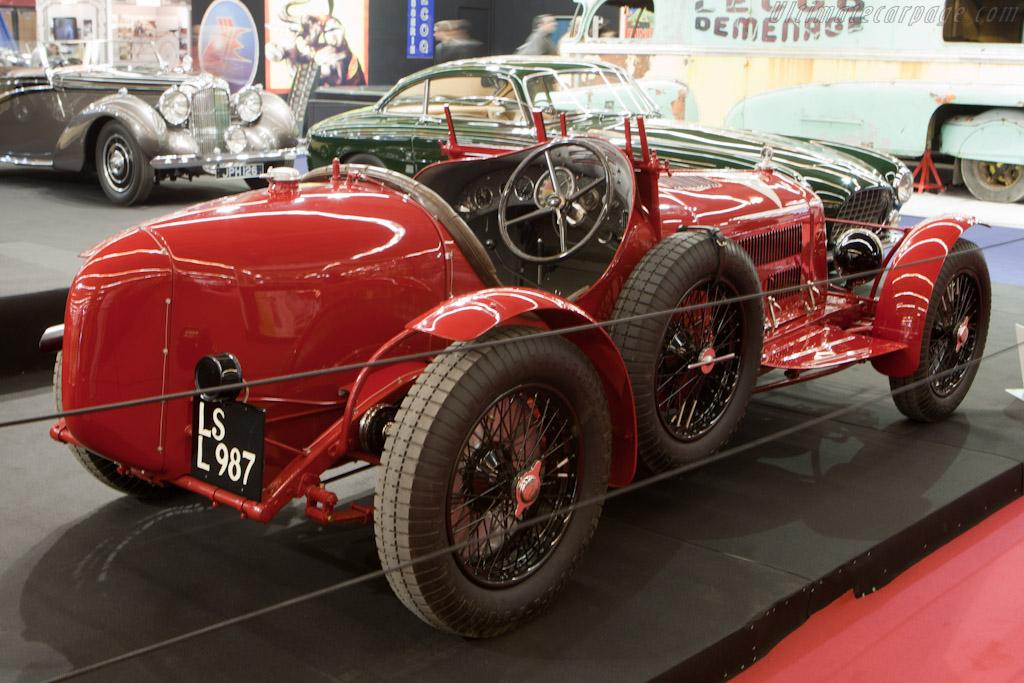 Alfa Romeo 8C 2300 Monza - Chassis: 2111046   - 2011 Retromobile