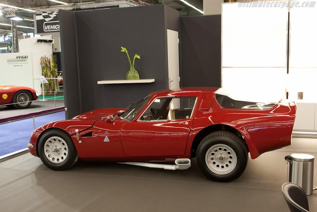 Alfa Romeo TZ2    - 2011 Retromobile