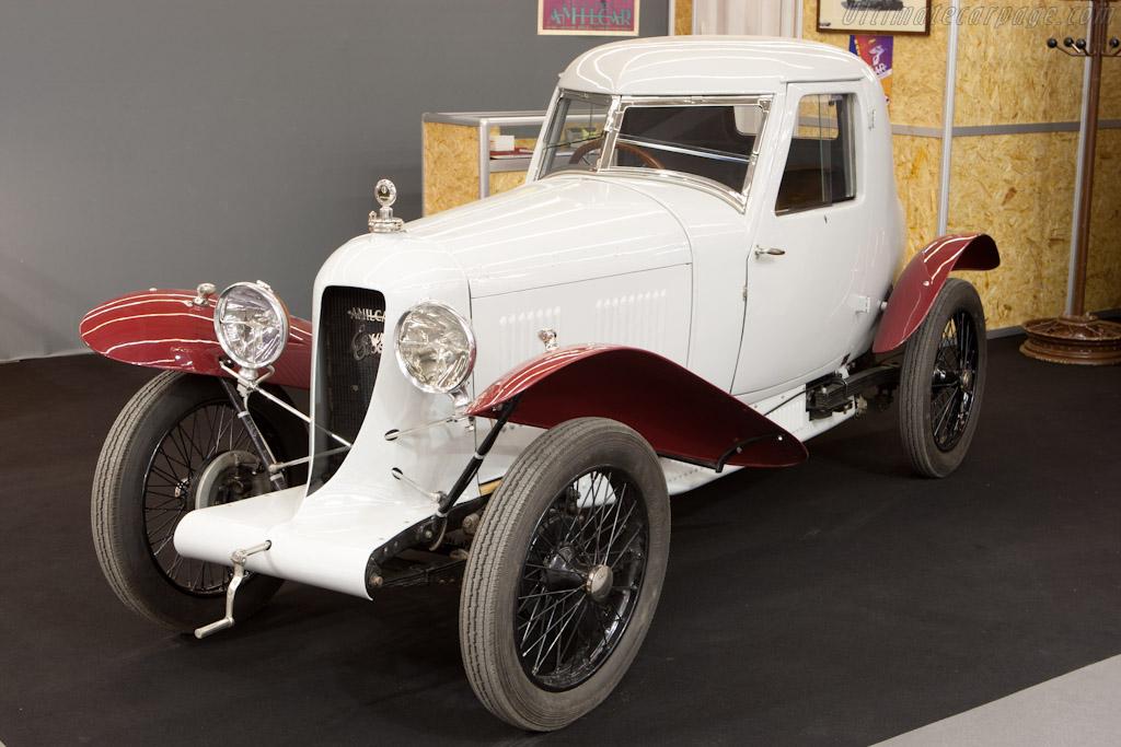 Amilcar Coupe    - 2011 Retromobile