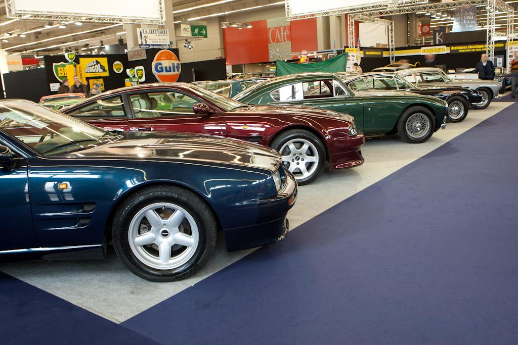 Aston Martin Virage Volante - Chassis: SCFDAM2COSBL60196   - 2011 Retromobile