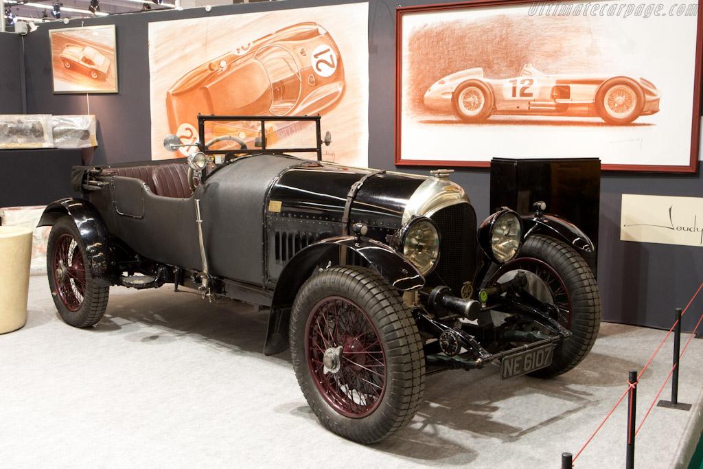 Bentley 3 Litre    - 2011 Retromobile