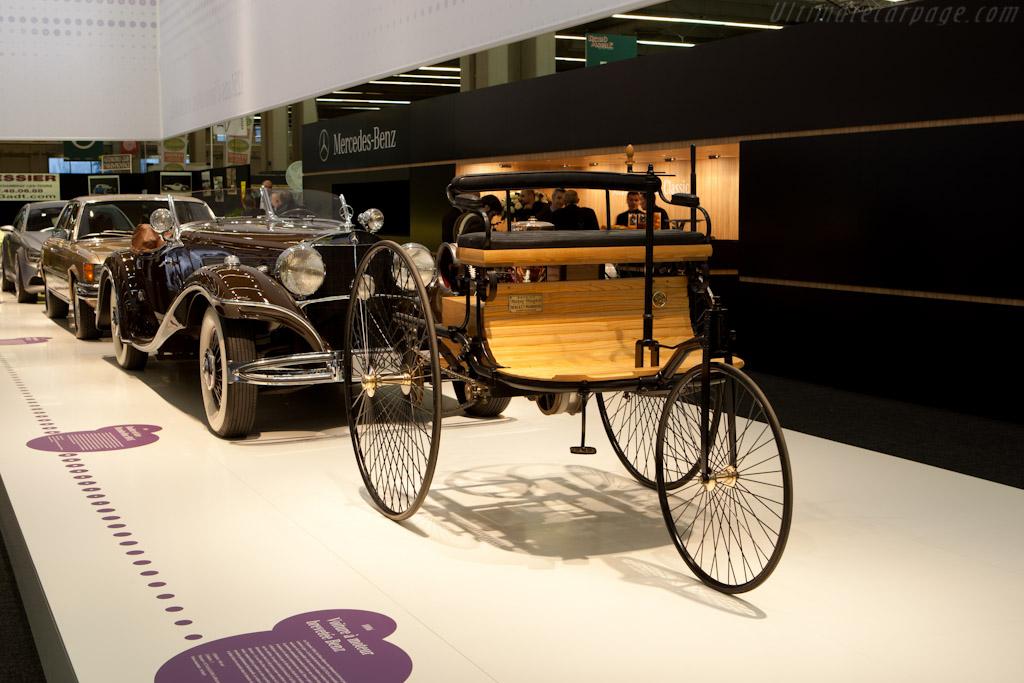 Benz Patent Motorwagen    - 2011 Retromobile