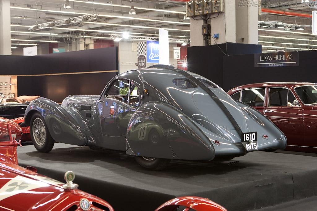 Bugatti Type 57 SC Atlantic Coupe - Chassis: 57473   - 2011 Retromobile
