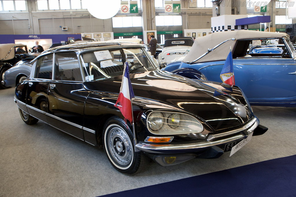 Citroën DS23 Pallas - Chassis: FG023864   - 2011 Retromobile