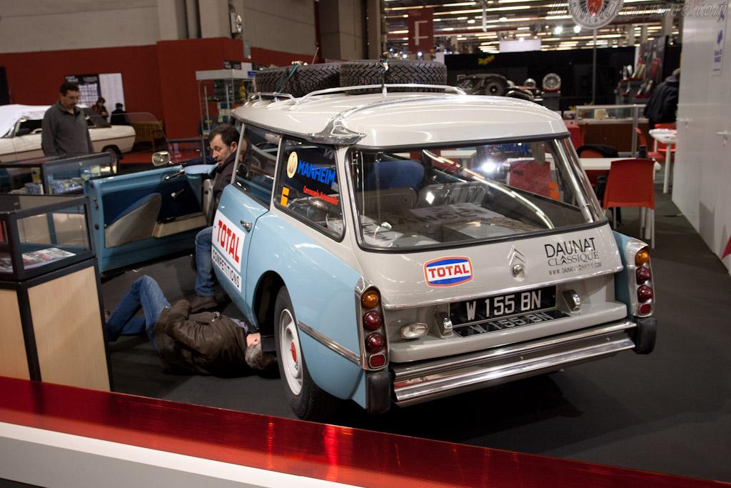 Citroën ID 'Assistance'    - 2011 Retromobile