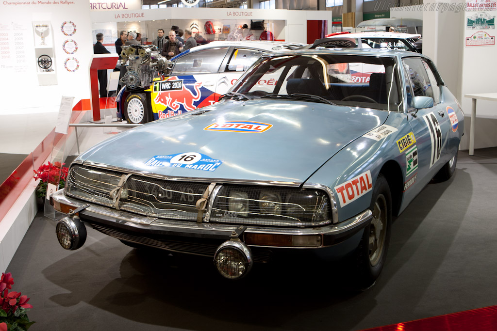 Citroën SM    - 2011 Retromobile