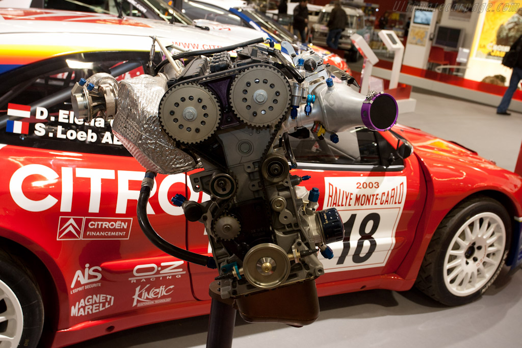 Citroën WRC    - 2011 Retromobile