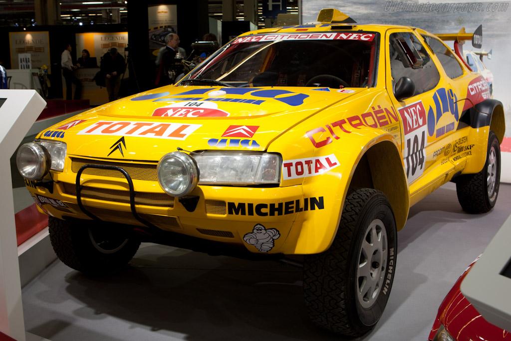 Citroën ZX Dakar    - 2011 Retromobile