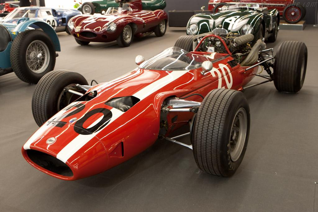 Cooper T81 Maserati - Chassis: F1-5-66   - 2011 Retromobile