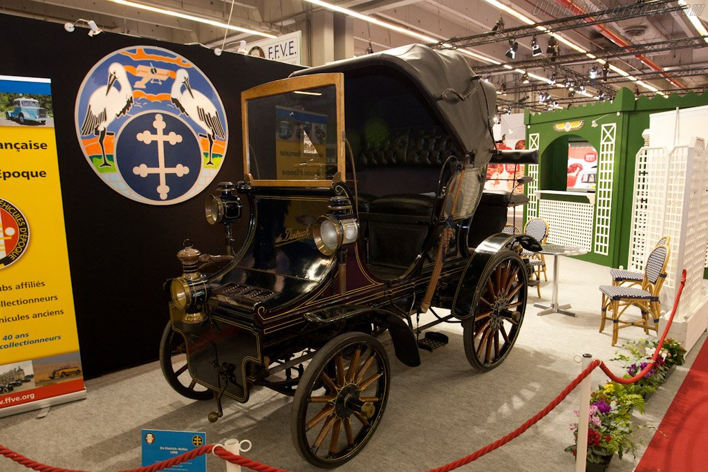 De Dietriech Bollee    - 2011 Retromobile