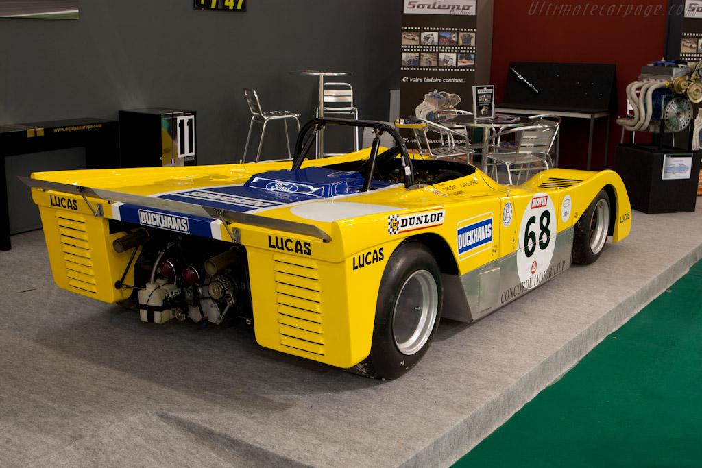 Duckhams LM - Chassis: LM-1   - 2011 Retromobile