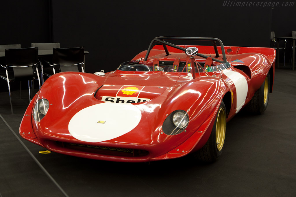 Ferrari 206 S Dino - Chassis: 018   - 2011 Retromobile