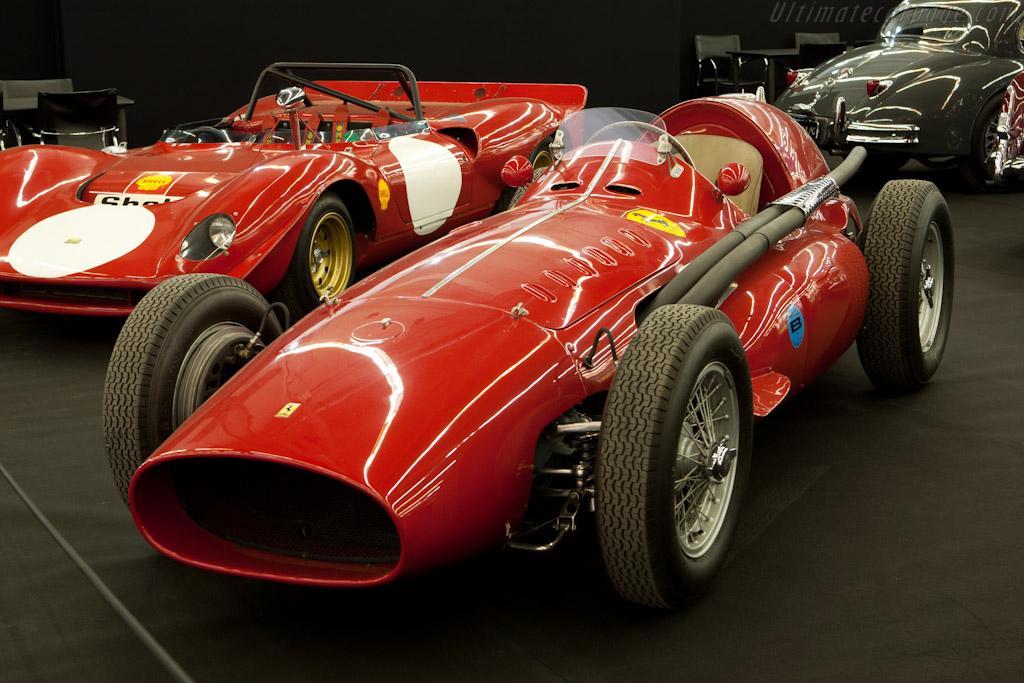 Ferrari 555 Super Squalo - Chassis: FL/9001   - 2011 Retromobile