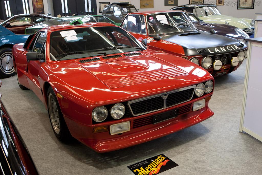 Lancia 037 - Chassis: ZLA151AR0 00000052   - 2011 Retromobile
