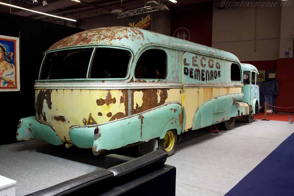 Lecoq Truck    - 2011 Retromobile