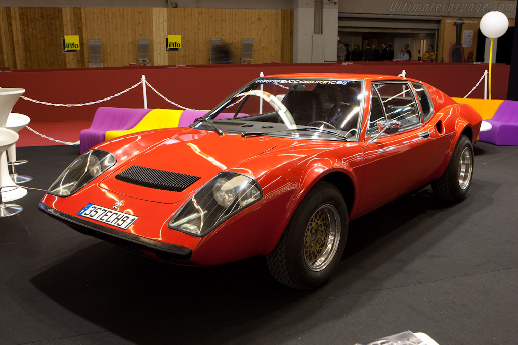 Ligier JS2    - 2011 Retromobile