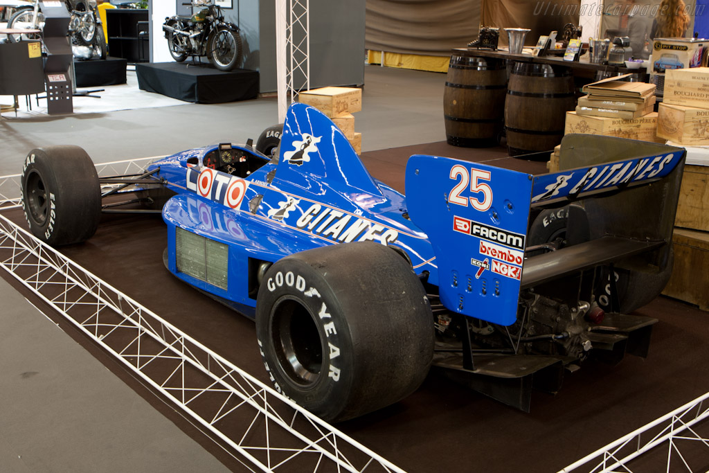 Ligier JS31    - 2011 Retromobile