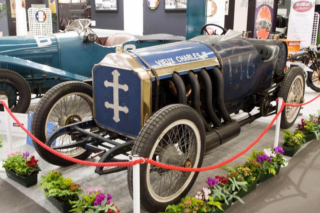 Lorraine-Dietrich Vieux Charles III    - 2011 Retromobile