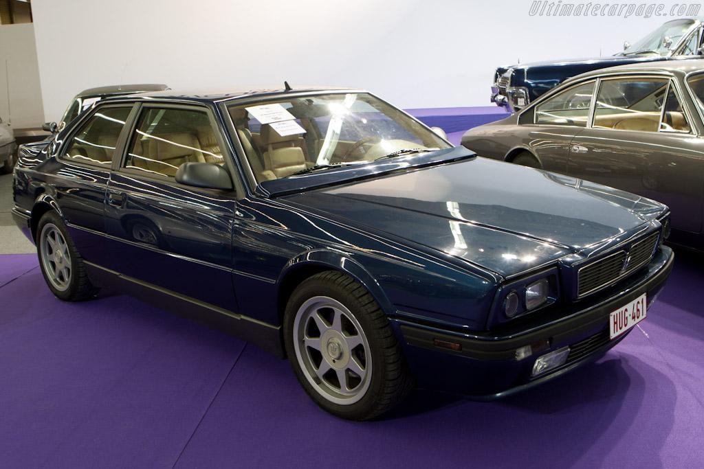 Maserati 222 Biturbo - Chassis: ZAM33B00*NB121895   - 2011 Retromobile