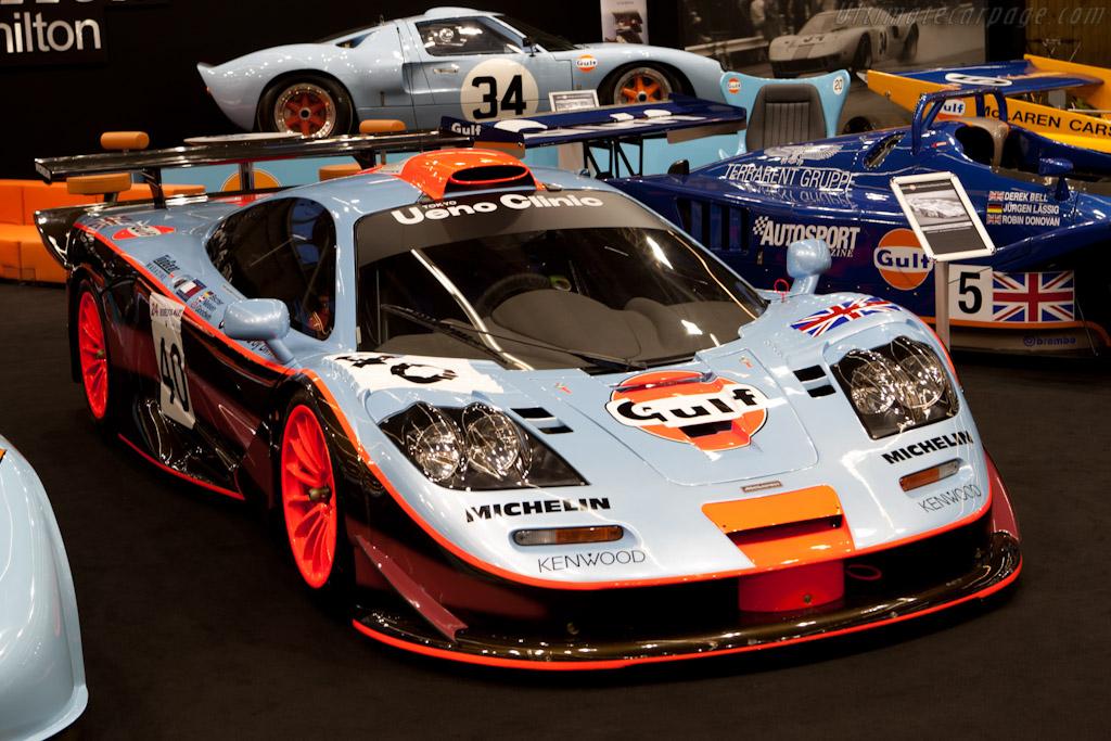 McLaren F1 GTR 'Longtail' - Chassis: 22R   - 2011 Retromobile