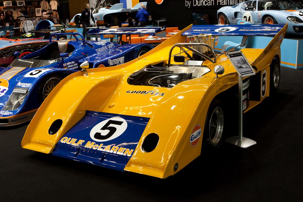 McLaren M20 Chevrolet - Chassis: M20-3   - 2011 Retromobile