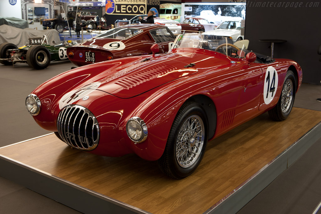 OSCA MT4 - Chassis: 1129   - 2011 Retromobile