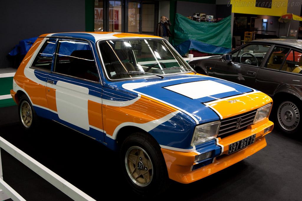 Peugeot 104    - 2011 Retromobile