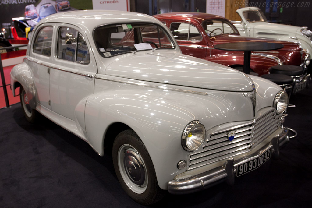 Peugeot 203    - 2011 Retromobile