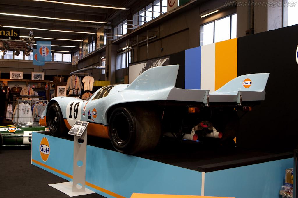 Porsche 917K - Chassis: 917-026   - 2011 Retromobile