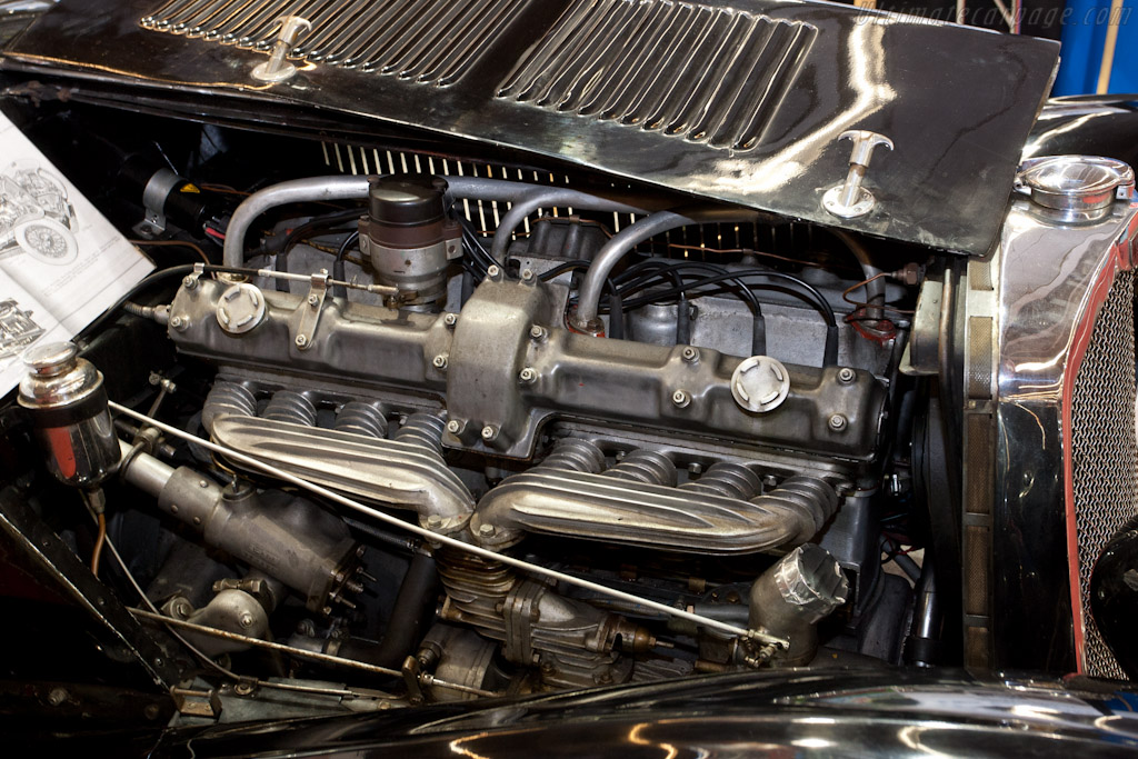 Triumph Dolomite - Chassis: DMH1   - 2011 Retromobile