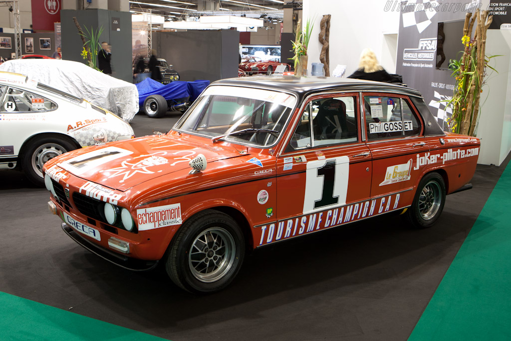 Triumph Dolomite Sprint    - 2011 Retromobile