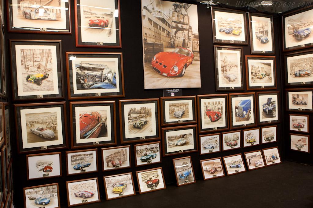 Welcome to Retromobile    - 2011 Retromobile