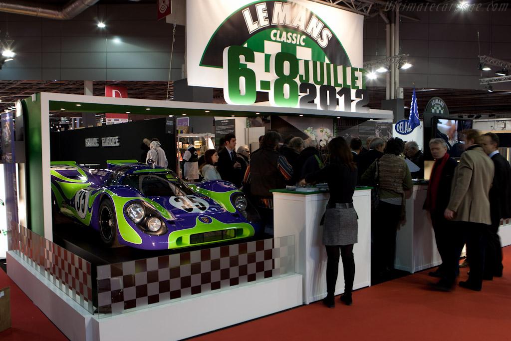 2012 Le Mans Classic    - 2012 Retromobile