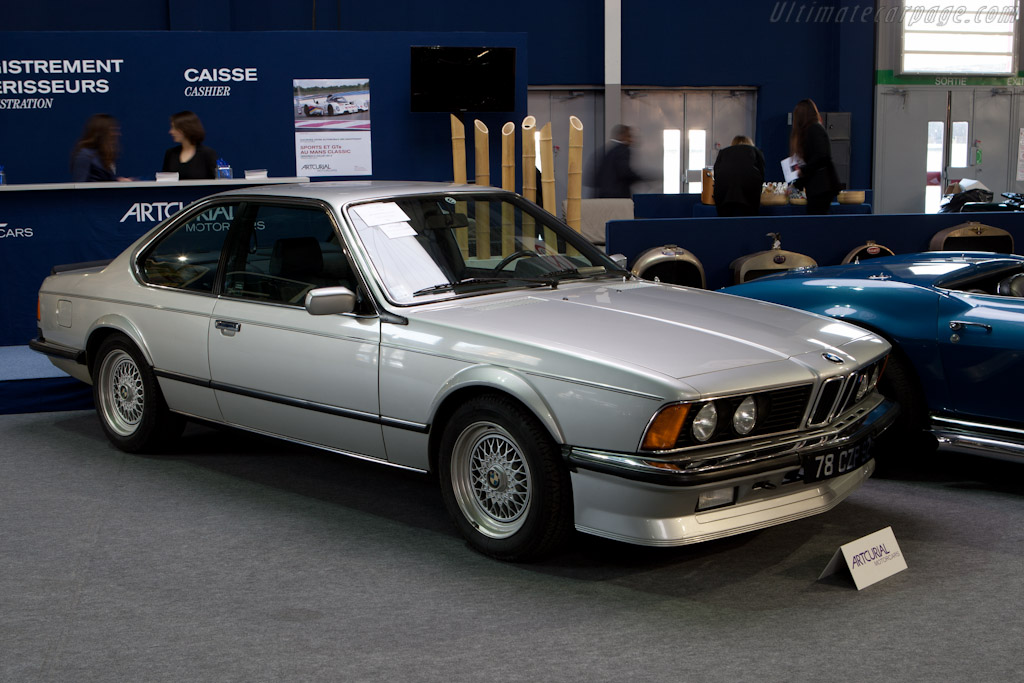 BMW M635 CSI    - 2012 Retromobile