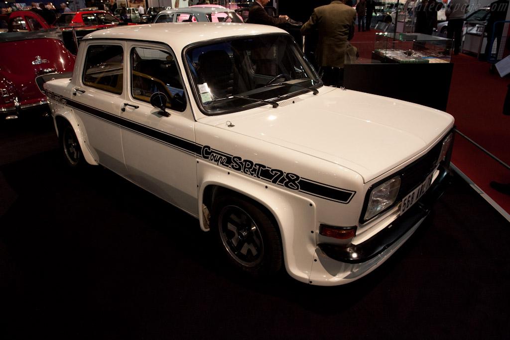 Simca 1000 Rally    - 2012 Retromobile