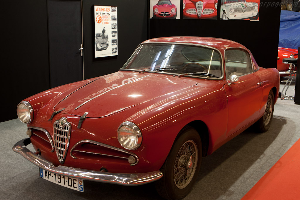 Alfa Romeo 1900    - 2012 Retromobile