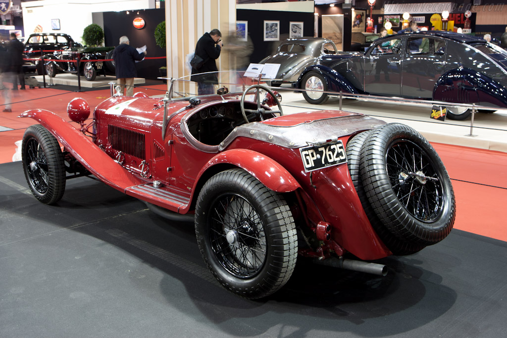 Alfa Romeo 8C 2300    - 2012 Retromobile