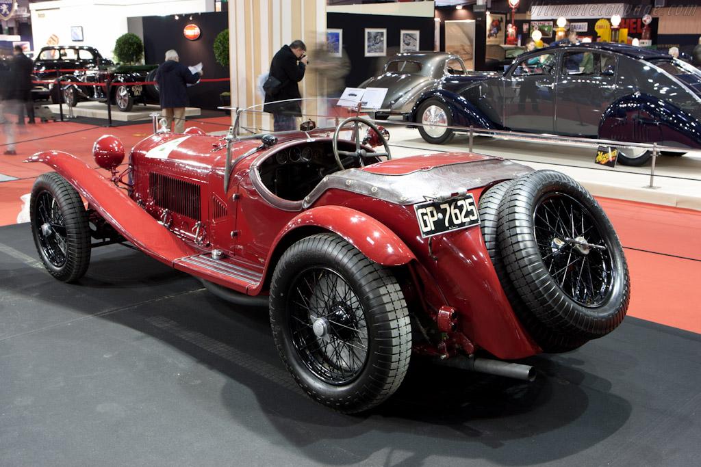 Alfa Romeo 8C 2300   - 2012 Retromobile