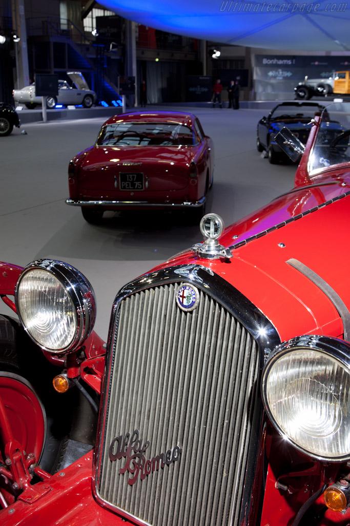 Alfa Romeo 8C 2300 Le Mans - Chassis: 2211065   - 2012 Retromobile