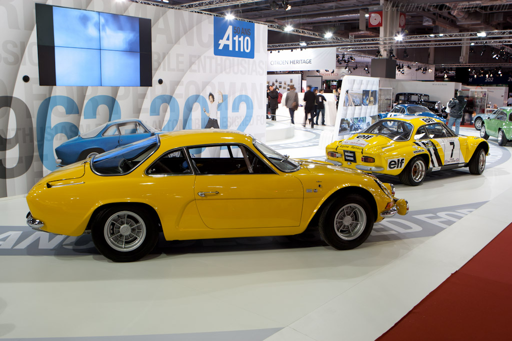 Alpine 110    - 2012 Retromobile