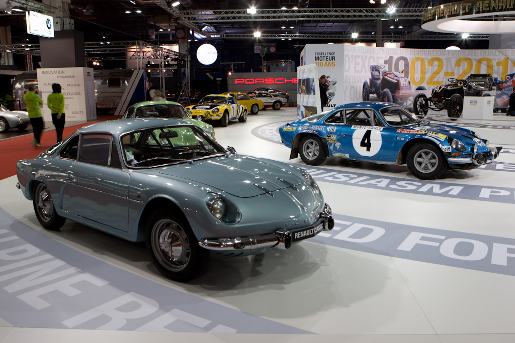 Alpine 110    - 2012 Retromobile
