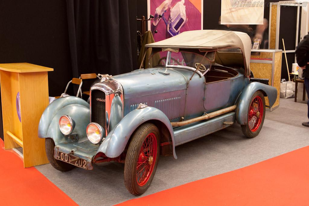 Amilcar    - 2012 Retromobile