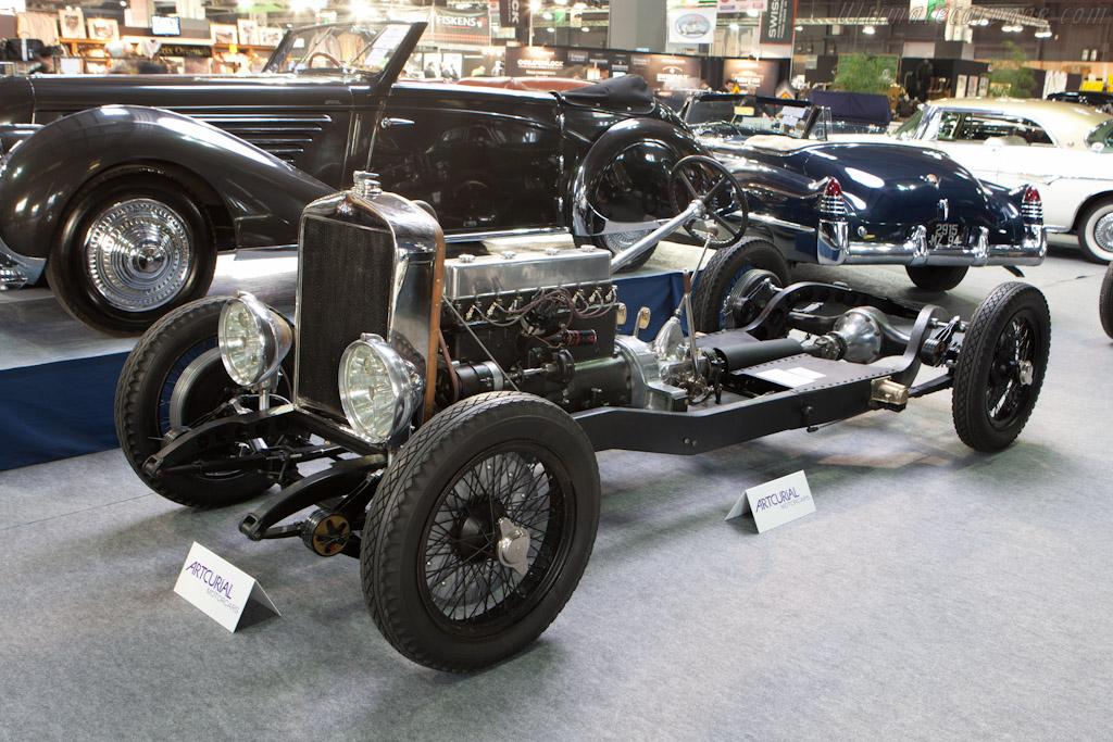 Ansaldo Tipo 22 Chassis - Chassis: 220167   - 2012 Retromobile