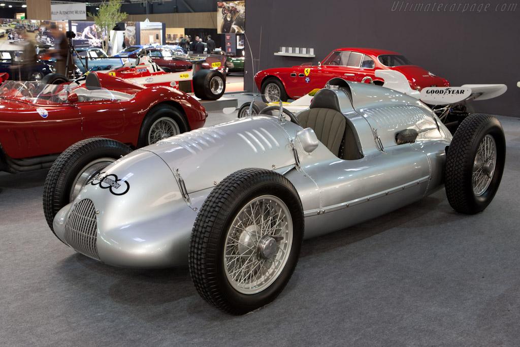Auto Union Type D - Chassis: 019   - 2012 Retromobile
