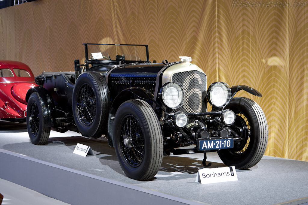 Bentley 6.5/8 Litre Tourer - Chassis: FA2510   - 2012 Retromobile