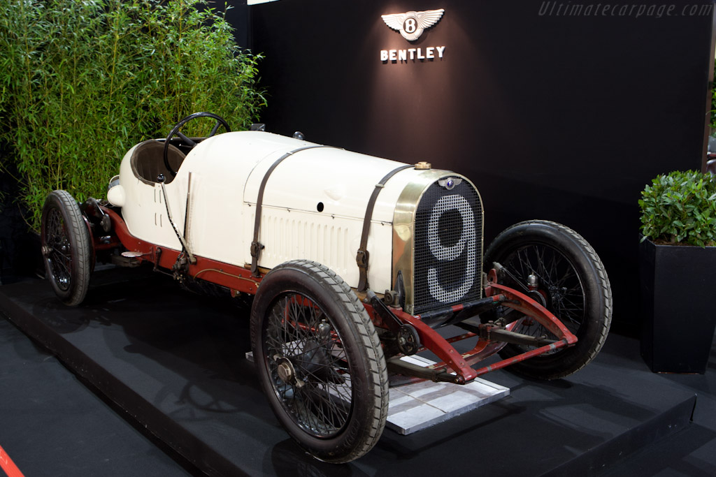 Bentley TT    - 2012 Retromobile