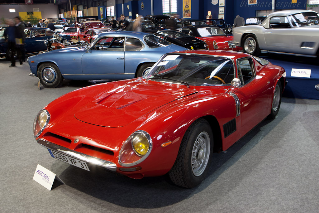 Bizzarrini 5300 GT - Chassis: IA3 0281   - 2012 Retromobile