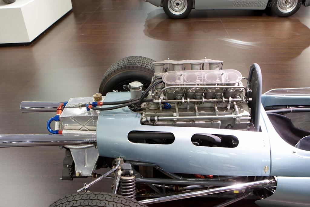 Brabham BT7 BMW    - 2012 Retromobile