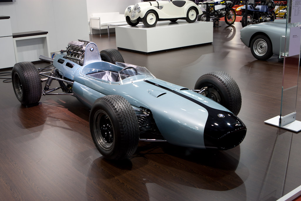 Brabham BT7 BMW    - 2012 Retromobile